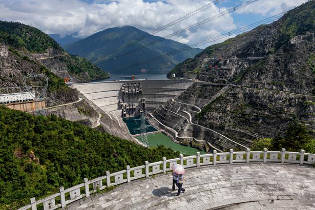 Hydroenergie im Mekong-Gebiet – eine grüneRevolution?